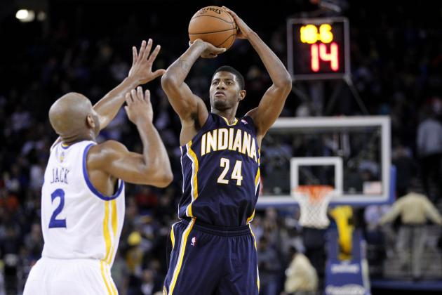NBA Picks: Golden State Warriors vs. Indiana Pacers