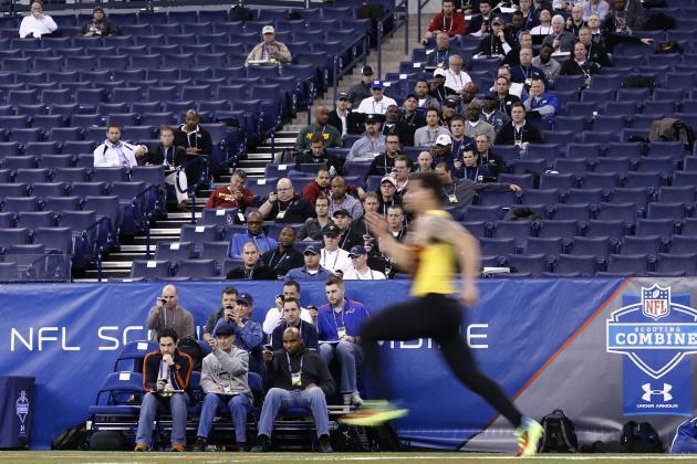 Jacksonville Jaguars Draft Prospects: Combine Results