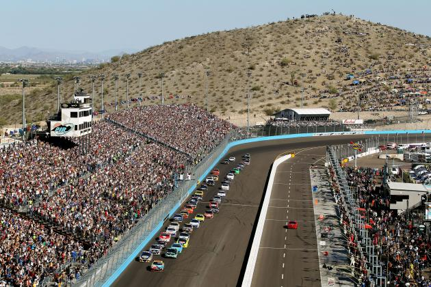 Fantasy NASCAR Picks for Subway Fresh Fit 500 at Phoenix