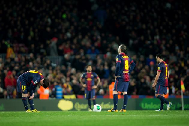 Barca Deserved to Be Eliminated: Can Tito Vilanova Turn This Season Around?