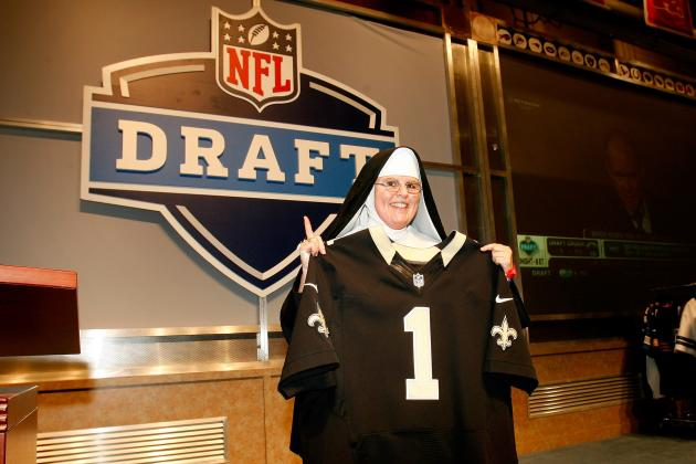 New Orleans Saints Mock Draft: 7-Round Predictions, Post-Scouting Combine