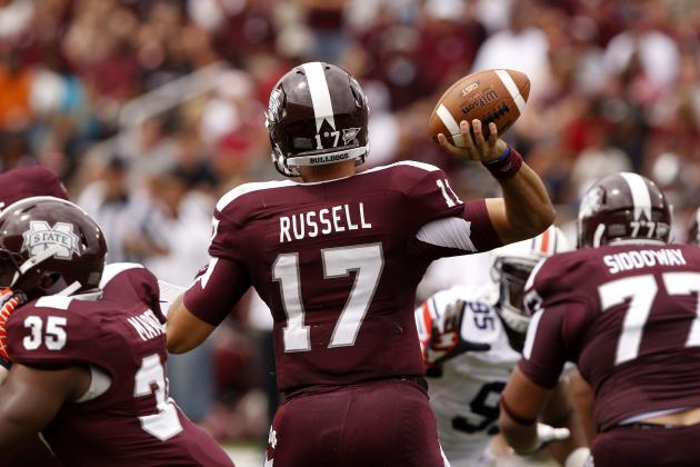 Mississippi State Football: 5 Best NFL Prospects for the Bulldogs in 2013-14