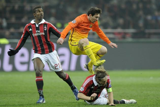Predictions for the 2nd Leg of Barcelona vs. AC Milan
