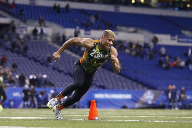 What Are the Experts Saying About Tyrann Mathieu's Combine Performance?