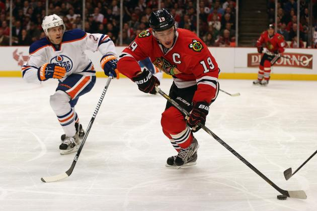 Chicago Blackhawks vs. Edmonton Oilers: Full Breakdown