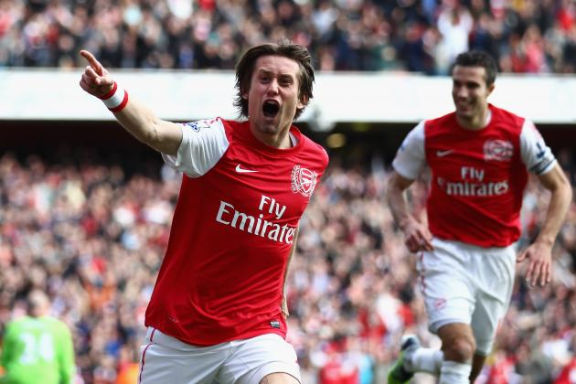 Tottenham vs. Arsenal: 6 Most Memorable North London Derbies