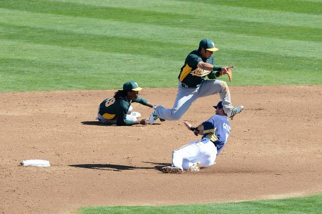 Ranking the Best Possible Infield Combos for the Oakland Athletics in 2013