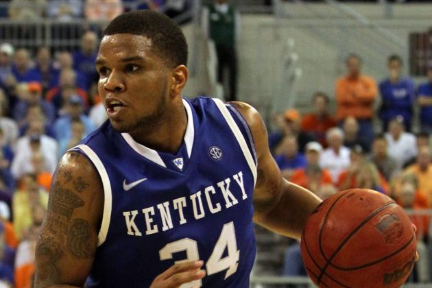 Kentucky Basketball: Comparing Each 2013 Player to a Past Wildcat