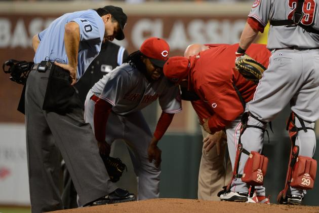 3 Keys to Cincinnati Reds' Cueto & Starting Staff Staying Healthy This Season