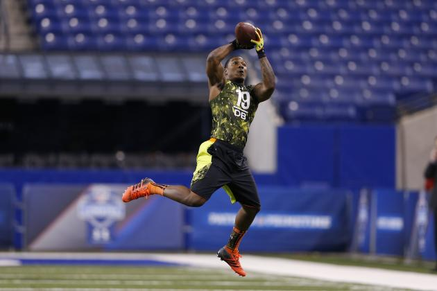 Miami Dolphins Mock Draft: 7-Round Predictions, Post-Scouting Combine