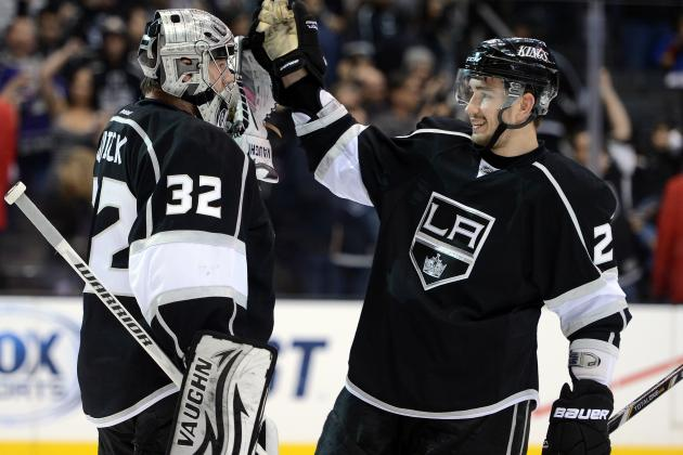 LA Kings: 3 Reasons Not to Panic for the 2013 Season