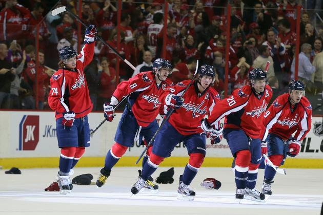 NHL Southeast: Why It's Not Time for the Washington Capitals to Give Up