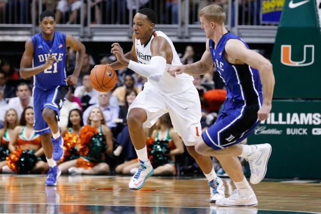 Duke Basketball: 5 Things Blue Devils Must Prove in Battle with Miami