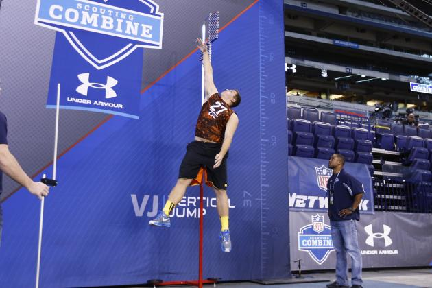 Kansas City Chiefs Mock Draft: 7-Round Predictions, Post-Scouting Combine