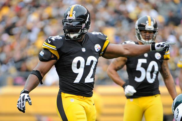 5 Declining Pittsburgh Steelers and Their Potential Draft Replacements