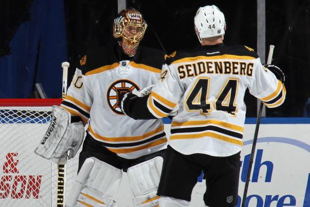 Boston Bruins: 3 Takeaways from Their 4-1 Win over the New York Islanders