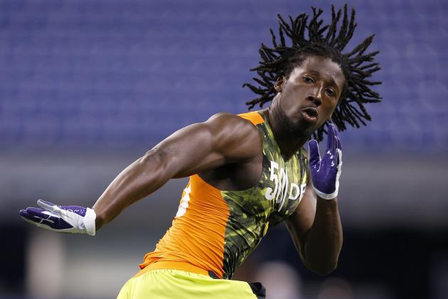 Ranking the Top Performances from the 2013 NFL Combine