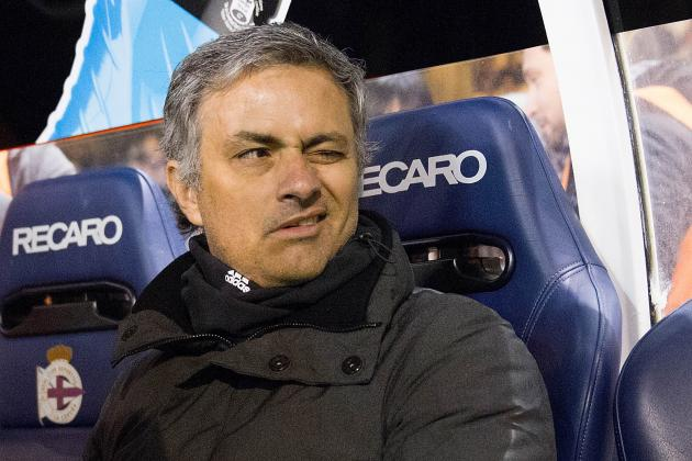 Why Jose Mourinho Will Stay in Madrid for Another Season