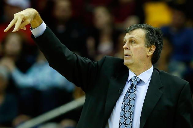 Houston Rockets Coach Kevin McHale's Smartest Moves of the Season