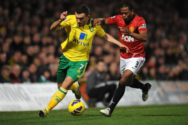 Manchester United vs. Norwich: 5 Key Battles to Watch