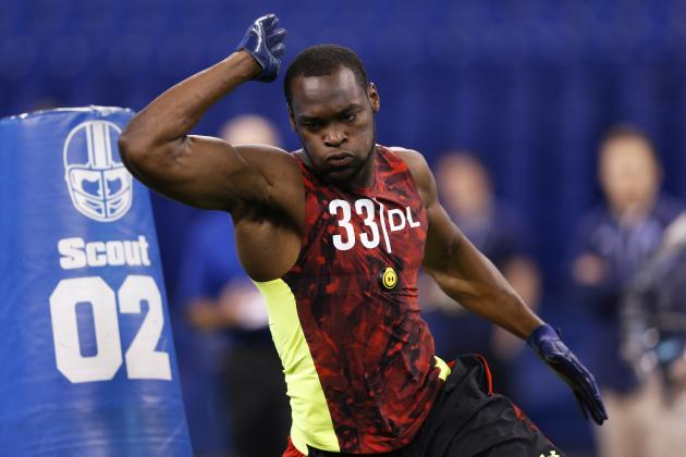 Power Ranking the Top 10 Overall Athletes in the 2013 NFL Draft