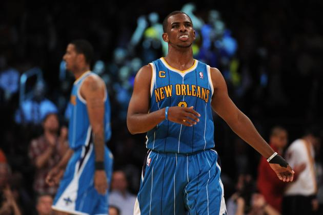 5 Worst Trades in New Orleans Hornets History