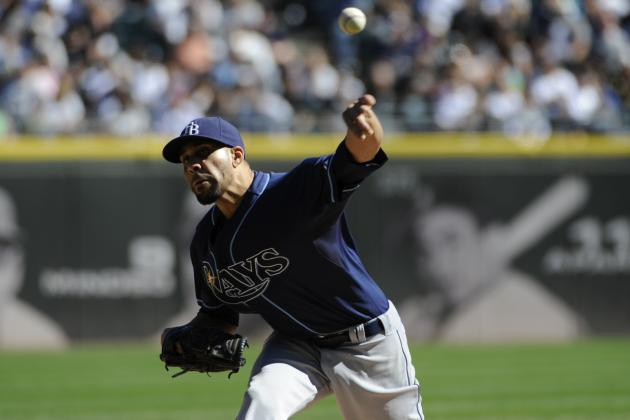 Ranking the Tampa Bay Rays' New-Look Rotation in the Tough AL East