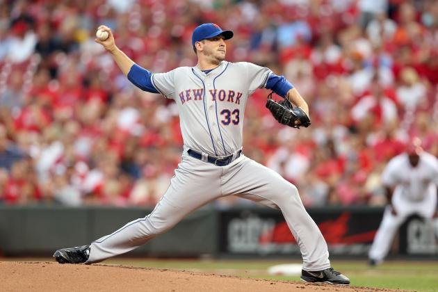 Ranking the 10 Best New York Mets for Your 2013 Fantasy Baseball Team