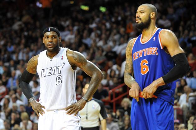 5 Reasons Why Miami Heat Have No Reason to Feel Threatened by New York Knicks