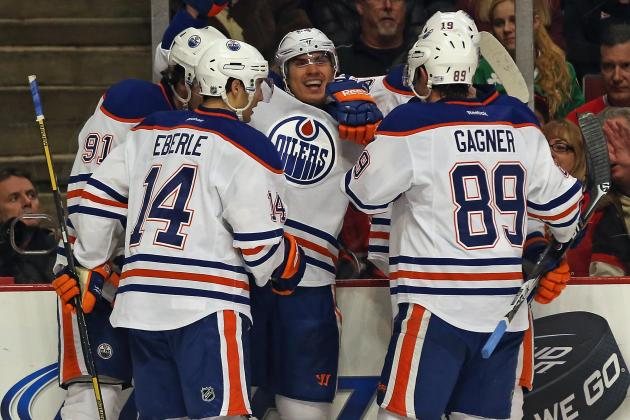 Power Ranking the Edmonton Oilers' Young Stars