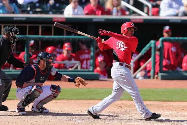 Latest Predictions for the Winner of Each Key Cincinnati Reds Position Battle