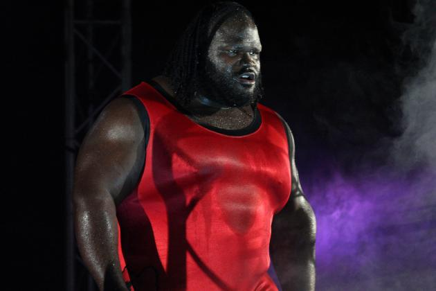 Mark Henry: 5 Reasons World's Strongest Man Is the Best Heel in WWE