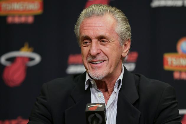 5 Worst Decisions of Pat Riley's Miami Heat Era