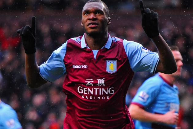 Picking a Tottenham XI to Include Christian Benteke Next Season