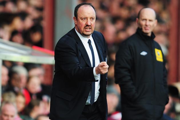 World Football Gossip Roundup: Rafa Benitez, Luis Suarez, Edinson Cavani, Neymar