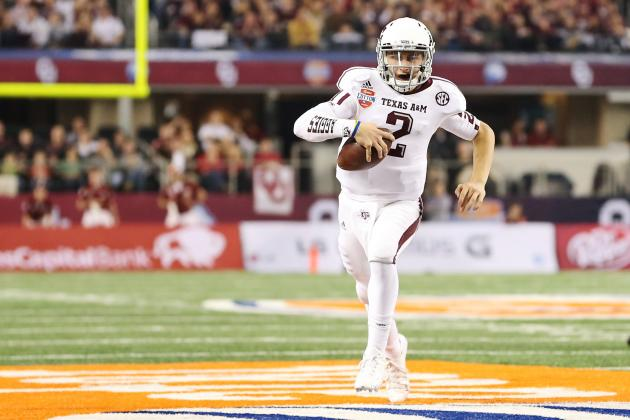 College Football's Top 25 Quarterbacks for the 2013 Season