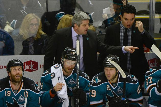 2013 San Jose Sharks' Early Season Report Card