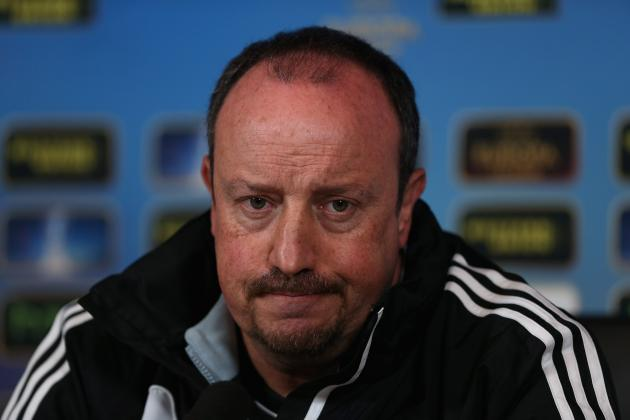 Rafa Benitez and the Top 5 Premier League Managerial Rants
