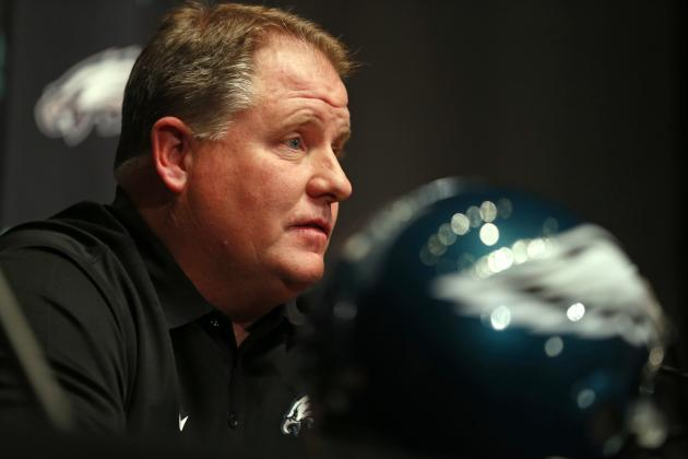Potential Free-Agent, Draft Building Blocks for Chip Kelly's Eagles Offense