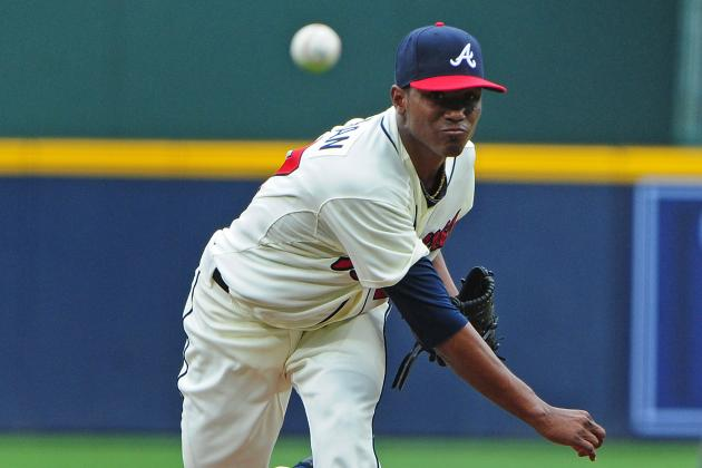 Full Scouting Report for Top Atlanta Braves' Prospects at Spring Training