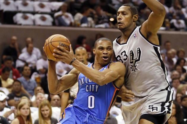 Ranking the Top 5 Oklahoma City Thunder Games to Watch in March