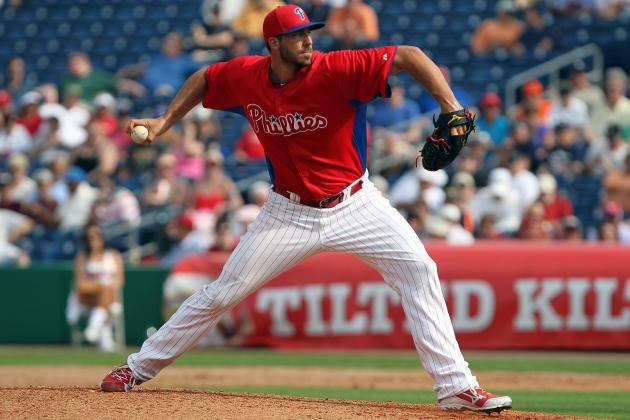 Full Scouting Reports for Each Philadelphia Phillies Prospect at Spring Training