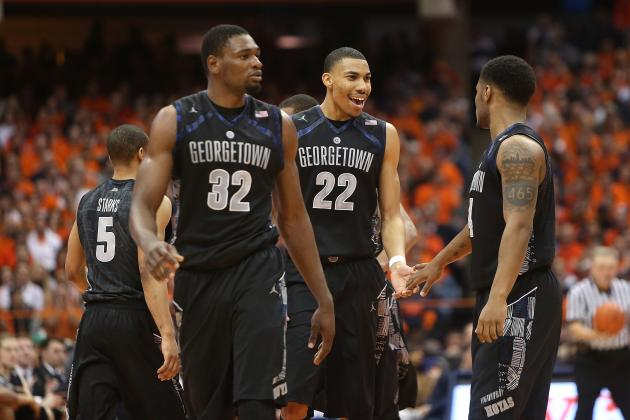 Georgetown Basketball: Why Red-Hot Hoyas Are Nation's Best Team