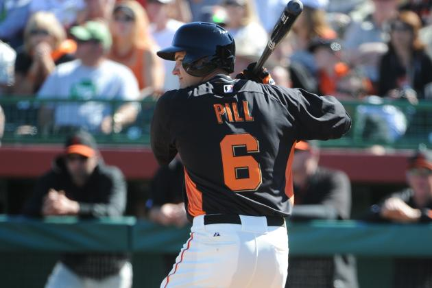 Breakout Stars from San Francisco Giants' First Week of Spring Training Action