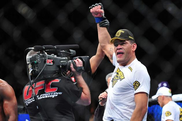 Bonuses for UFC's Best KO, Submission and Fight of February