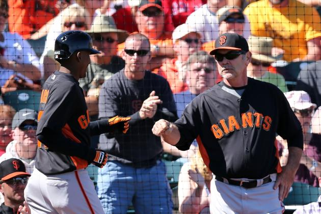 San Francisco Giants: 3 Storylines Emerging from Spring Training