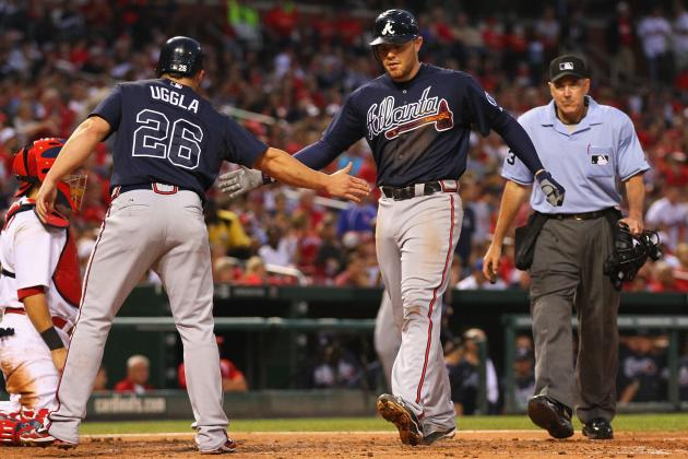 Dan Uggla, Atlanta Braves Infield Must Step Up in 2013