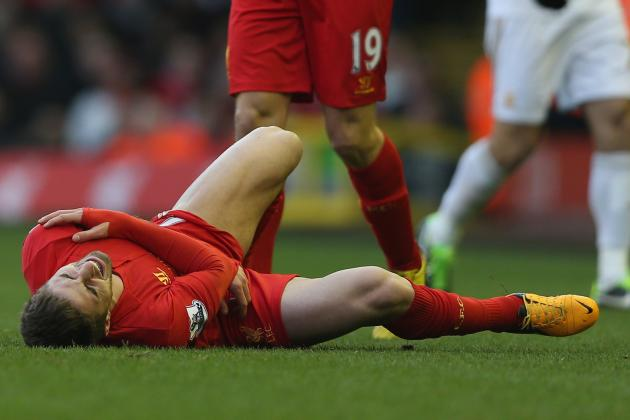 Liverpool FC: Examining the Impact of Losing Fabio Borini for the Season