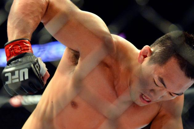 UFC on Fuel 8: Who's on the Hot Seat on Silva vs. Stann Card?