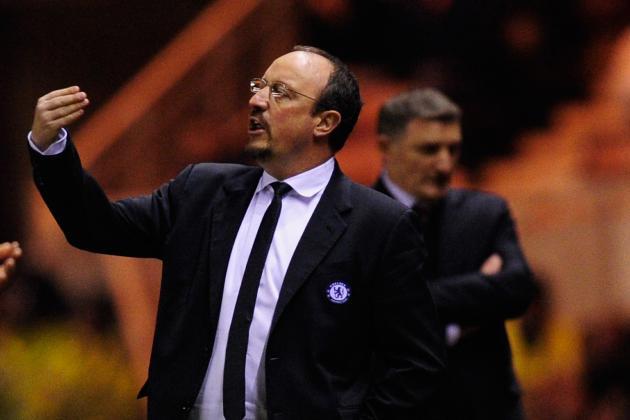 5 Potential Replacements for Rafa Benitez at Chelsea